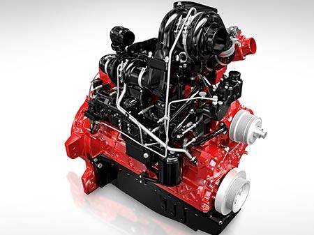 "Motor Valtra, conocido como ""Sisu"""