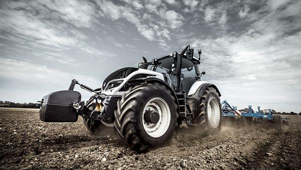 Tractor Valtra serie T 174e