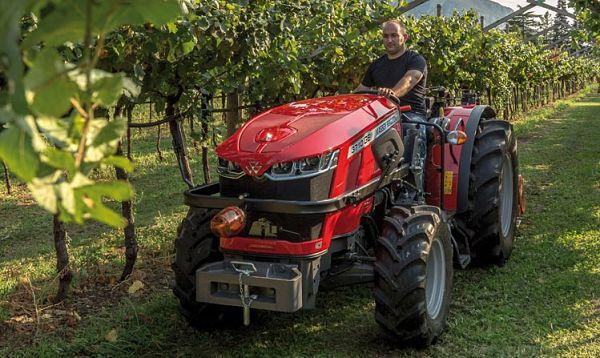 Tractor  Massey Ferguson 3700