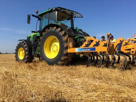 Aperos Alpego: a la vanguardia de los Implementos Agrícolas