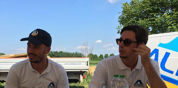 Filippo Pegoraro y Franceso Bianchi, Alpego