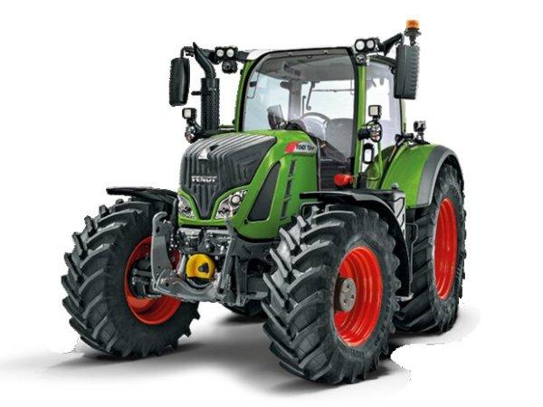 Tractor Fendt 700 Vario