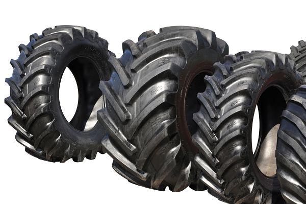 Neumáticos para tractor