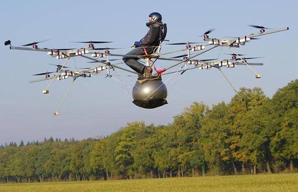 ¿Cómo será el futuro de los drones?