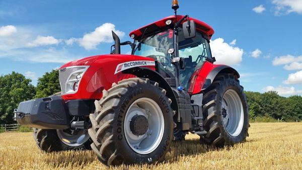 Tractor McCormick X6 VT-Drive
