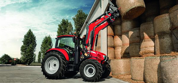 Tractor grupo ARGO, marca McCornick