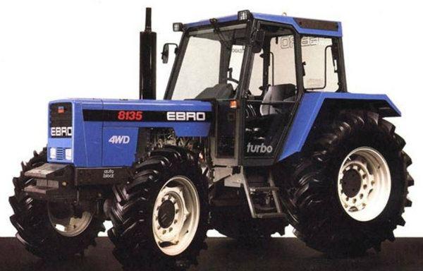 Ebro 8135
