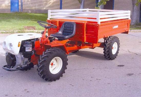 Tractocarro Lander Serie 200
