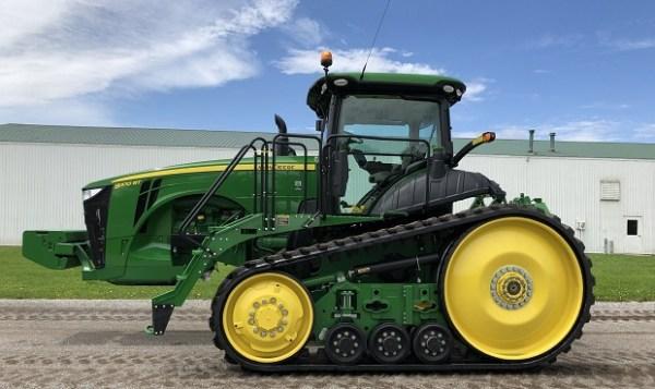 Tractor John Deere 8370RT