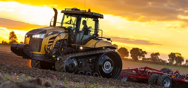 Tractor Challenger MT775E