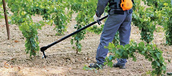Cultivion, cultivador de arriates Pellenc