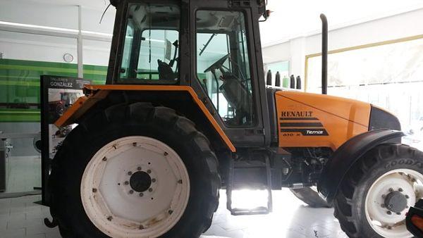 Tractor Renault Temis 610X