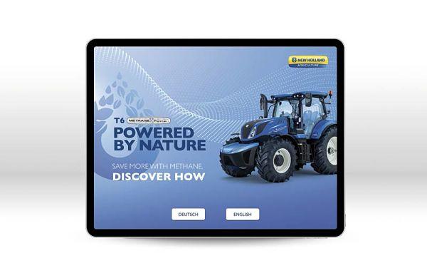 Simulador Económico para el Tractor de Metano