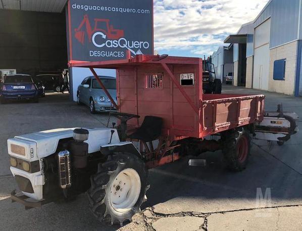 Tractocarro Pasquali 996
