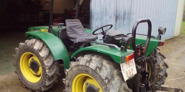 Tractores reversibles de Segunda Mano