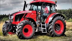 Tractores Zetor, desde la República Checa al mundo entero