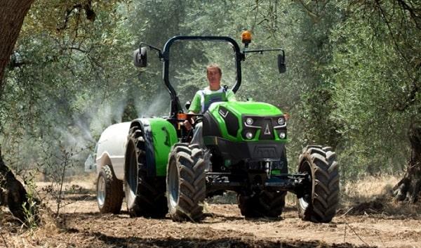 Tractor Deutz-Fahr 5105G TB