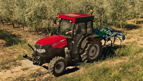 Tractor Case IH Quantum 100