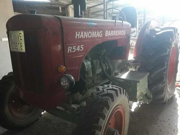 Tractor Hanomag Barreiros R-545