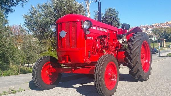 Tractor Hanomag Barreiros R-335