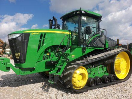 El Tractor Oruga, al que no se resiste ningún terreno