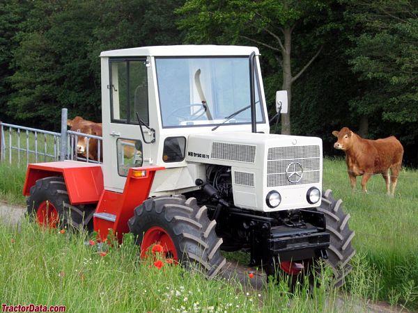 Tractor Mercedes 65-70