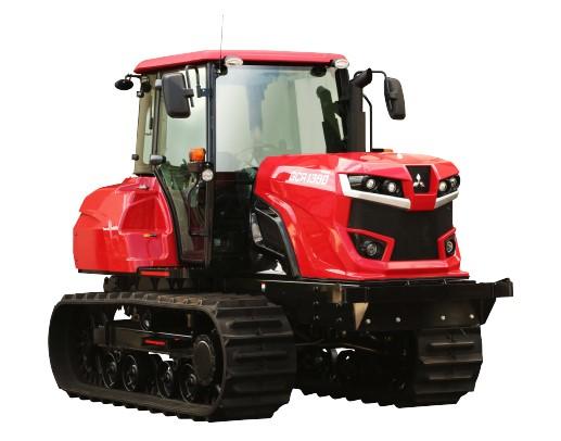 Tractor de orugas Mitsubishi GCR 1380