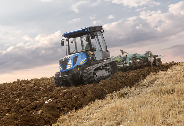 Tractor New Holland TK4