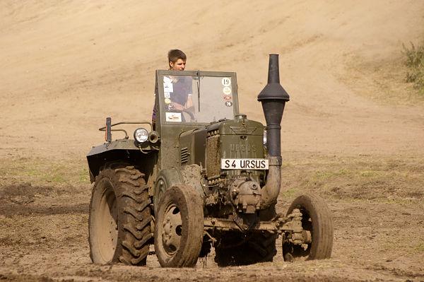 Tractor Ursus C-45