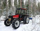 Tractores Valmet, los nórdicos forestales por excelencia