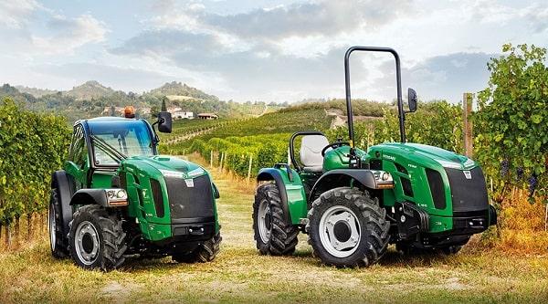 Tractores rígido y articulado de Ferrari