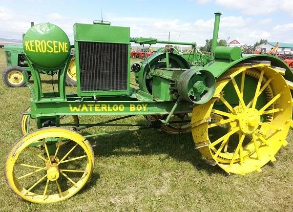 Tractor Waterloo Boy modelo N
