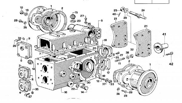 Repuestos para tractores Valpadana