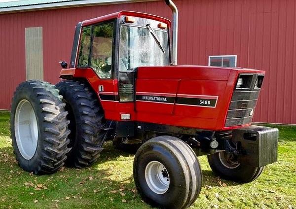 Tractor International 5488