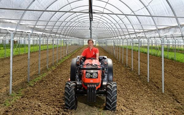Tractor SAME Solaris 35