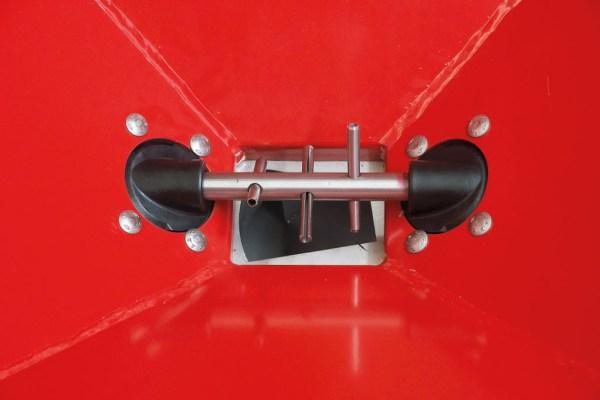 Agitador en el fondo de la abonadora. Imagen: Aguirre