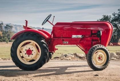 Tractores Porsche: Origen de la marca, Modelos y Precios de segunda mano