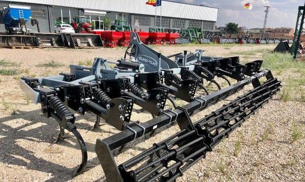Chisel nuevo de 17 brazos a la venta por 3.699 €. Fuente: Agrícolas La Mancha