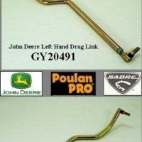 John Deere Original Equipment 2 Drag Links #GY20491+GY20492