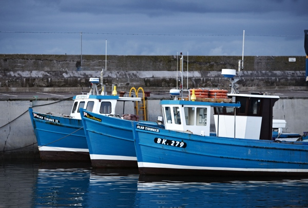 Seahouses, Northumberland, glamping