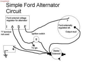 Ford 9N, 2N & 8N Discussion Board  Ford alternator
