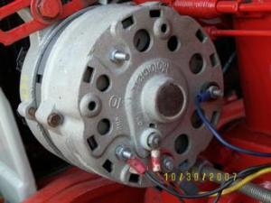 12V motorcraft alternator not charging  Ford Forum