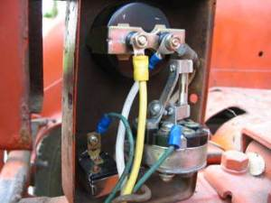 CA Allis Chalmers Wiring  Yesterday's Tractors