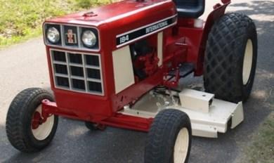 Farmall Cub Woods Mower 42 | Wooden Thing