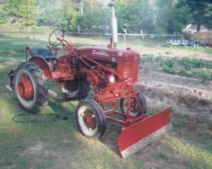 1950 Farmall Super A  TractorShed