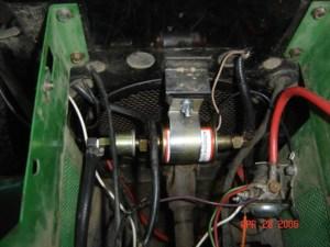 JD 318 hard to start  Garden Tractors Forum  Yesterday's