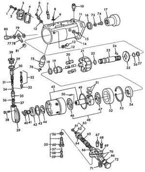 Re: Ford 4000 Injector pump problems  Ford