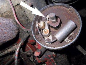 No Spark at Plugs 1852 8n 6 volt  Yesterday's Tractors