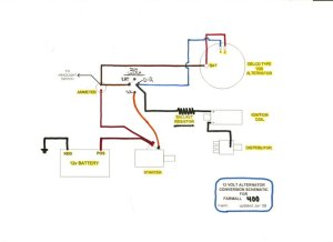 Farmall Cub 12 Volt Wiring Diagram | Online Wiring Diagram