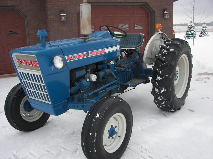 Restore your vintage tractor with new aftermarket parts for many classic tractor brands. Ford Tractors Discussion Board Ford 3000 Diesel Purchase And Photos